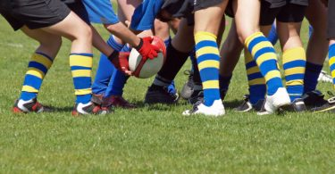 rugby per bambini