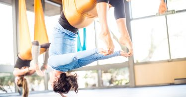 fitness antigravity