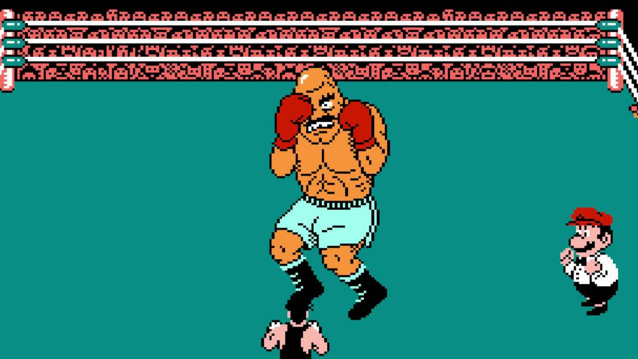 Punch out!