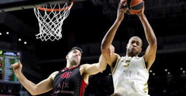 olimpia real madrid eurolega
